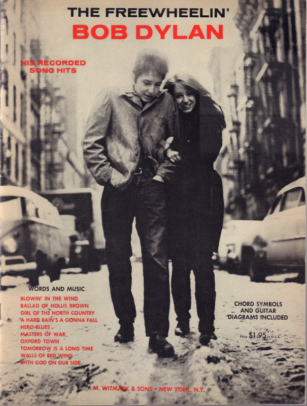 SEARS, Jerry  The Freewheelin' Bob Dylan: His Recorded Song Hits
