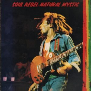 BOOT, Adrian and GOLDMAN, Vivien. Bob Marley Soul Rebel Natural Mystic.