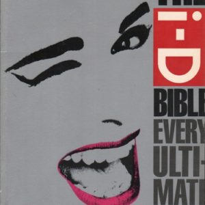 JONES, Terry. The i-D Bible: Every Ultimate Victims Handbook.