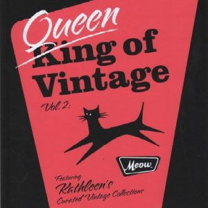 TANAKA, Rin. Queen King of Vintage.