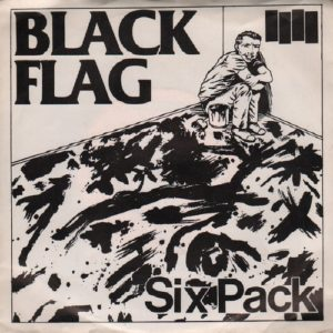 Black Flag. Six Pack.
