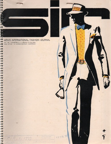 Sir: Men's International Fashion Jounral.