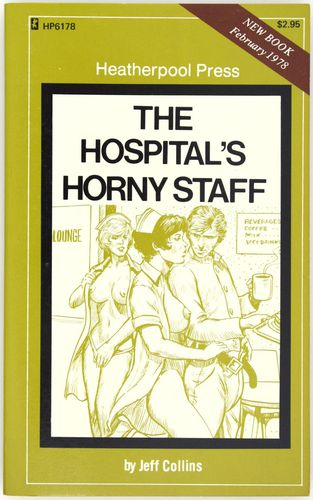 Archive of Pornographic Nurse Pulp Novels.