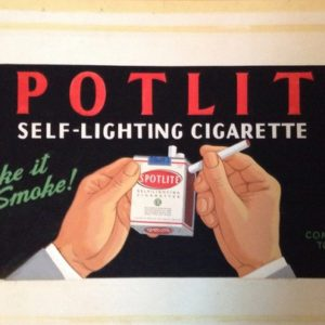 WITT, Frank. Spotlite: Self-Lighting Cigarettes.
