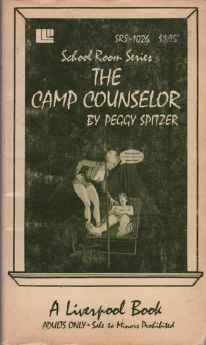 SPITZER, Peggy. The Camp Counselor.
