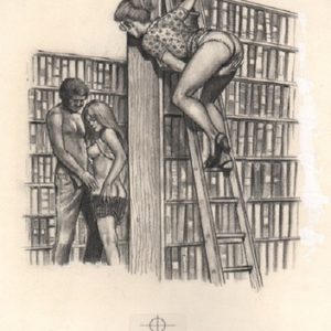 JACOBS, Mark.The Lusty Librarian.
