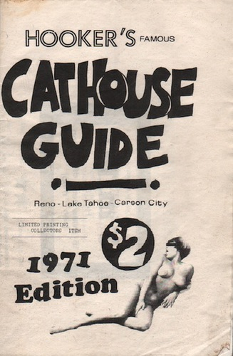 Hooker. Cathouse Guide.