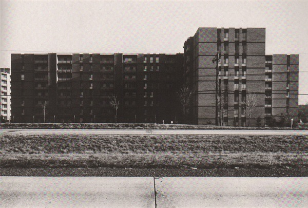 BALTZ, Lewis.Maryland: The Nations Capital in Photographs 1976.
