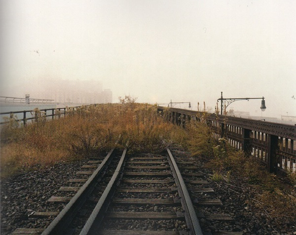 STERNFELD, Joel. Walking the High Line.