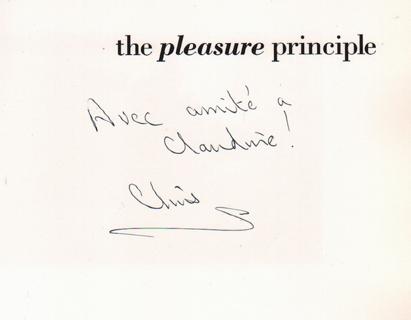 STEELE-PERKINS, Chris. The Pleasure Principle.