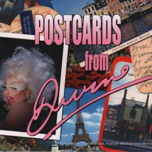 BRODIE, Noah and others.Postcards from Divine.