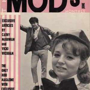 BURNS, Mark. The Mods Monthly.