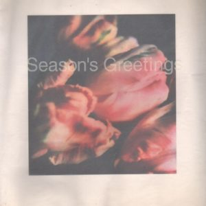 TWOMBLY, Cy.Comme des Garcons: Seasons Greetings.
