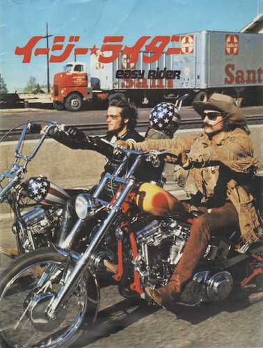 SOUTHERN, Terry, Peter FONDA and Dennis HOPPER. Easy Rider.