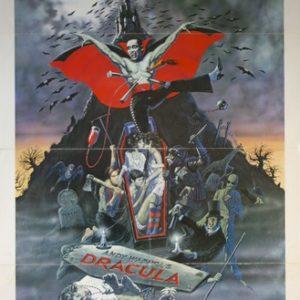 """MORRISSEY, Paul.Andy Warhol's """"Dracula""""."""