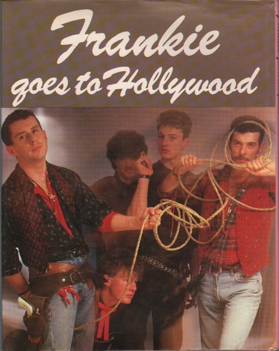 ANTHONY, Dean.Frankie Goes to Hollywood.