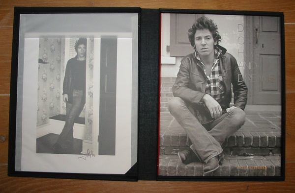 STEFANKO, Frank. Days of Hopes and Dreams: An Intimate Portrait of Bruce Springsteen.