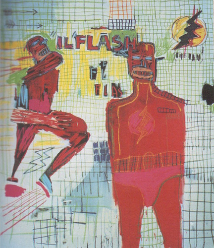 BASQUIAT, Jean Michel. Paintings 1981-1984