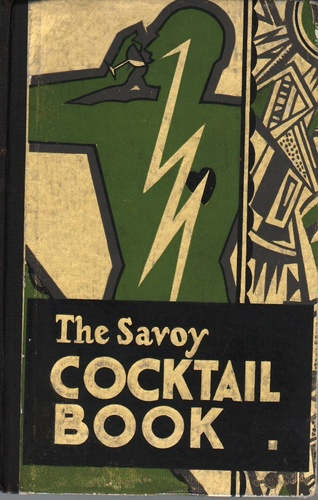 CRADDOCK, Harry. The Savoy Cocktail Book.