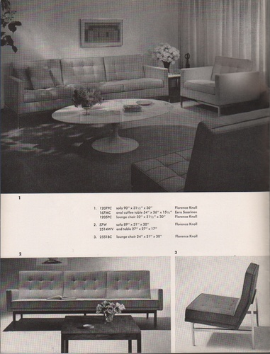Knoll Associates Design Catalogue