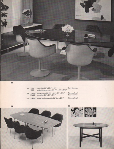 Knoll associates design catalogue for Knoll associates