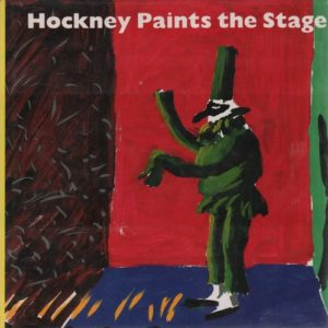 FRIEDMAN, Martin. Hockney Paints the Stage.