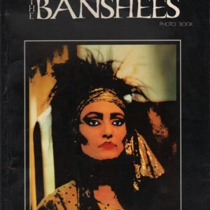 STEVENSON, Ray. Siouxsie and the Banshees: Photo Book.