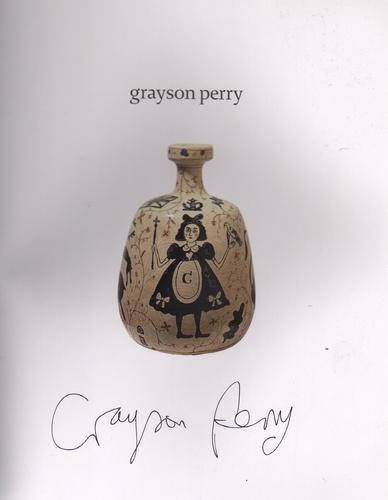 KLEIN, Jackie.Grayson Perry.