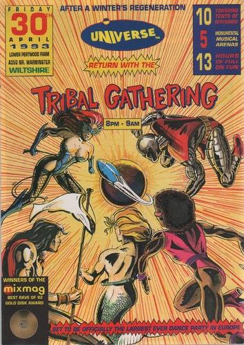 Universe Tribal Gathering