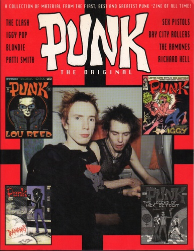 HOLMSTROM, John. Punk: The Original.