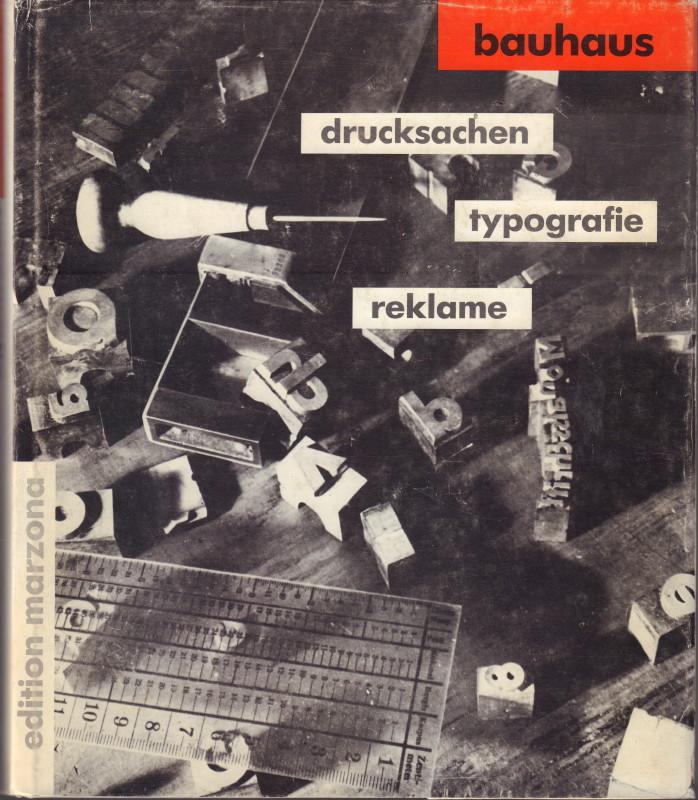 Fleischmann Gerd Bauhaus Drucksachen Typografie